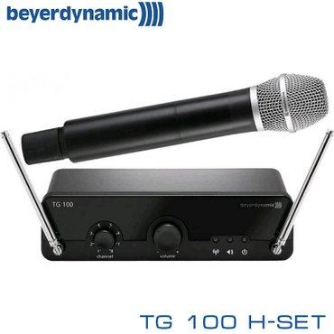 Микрофон-радиомикрофон вокальная в Бишкек