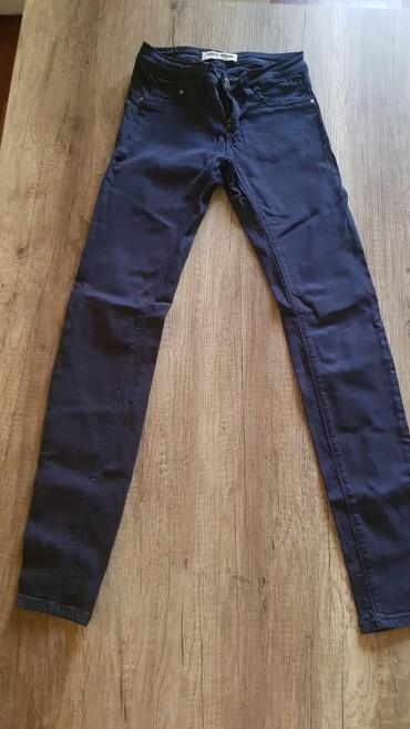 Pantalone c teget poslovne - Srbija: Tally Weijl teget pantalone br. 32