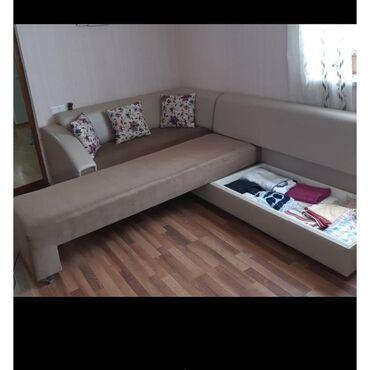 Ev və bağ Ağdamda: Künc divan.alti baza.acilir.delloradan 1300 AZN alınıb.supet