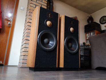 Zvučnici i zvučni sistemi | Srbija: Infinity KAPPA 7 A