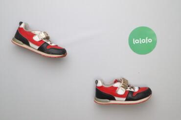 Дитячі кросівки Moschino, р. 28   Довжина устілки: 18 см    Стан: задо