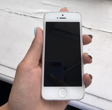 IPhone 5 в хорошем состоянии,экран без в Бишкек