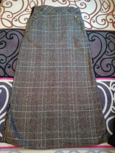 Юбка теплая зимняя .46 размер.Цена 550 в Бишкек