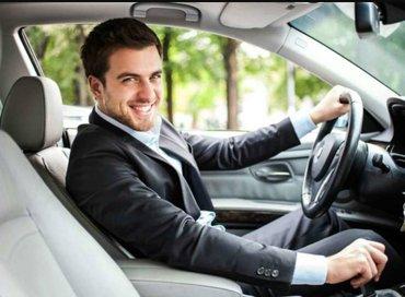 Требуется: водитель легковушки в Ош