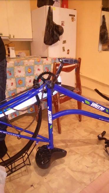 Велосипед почти новый после в Душанбе