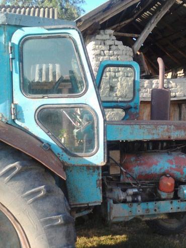 Oğuz şəhərində T40 traktor qoşqusuyla birlikdə. İşlək vəziyyətdə, razılaşma yoluyla