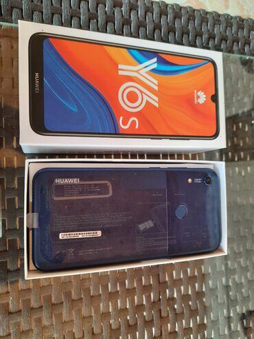 Elektronika | Svilajnac: Huawei y6s Novo neupotrebljeno, kupljeno u nemackoj