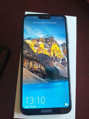 Elektronika - Zitorađa: Huawei p20 lite 2018 telefon radi ekstra sitni tragovi koriscenja za