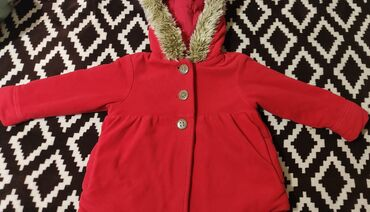 кенгуру для малышей бишкек in Кыргызстан   ДРУГИЕ ТОВАРЫ ДЛЯ ДЕТЕЙ: Продам стильное,теплое пальтишко в отличном состоянии фирма next