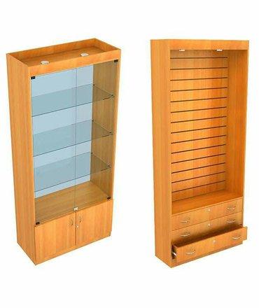 Модельный ряд витрин   Пристенные; Демонстрационные; С подсветкой; Вит в Бишкек