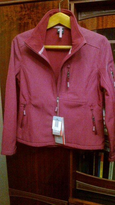 odin raz odevala na vypusknoj в Кыргызстан: Продаю новую спортивную женскую демисезонную немецкую фирменную куртку