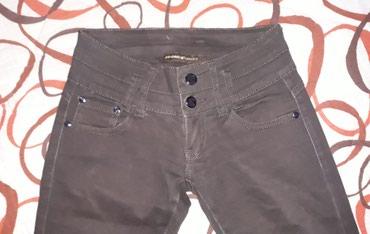 Ženske pantalone broj 26! Stanje odlično! - Loznica