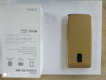 iphone 5 gold - Azərbaycan: İşlənmiş Samsung Galaxy A8 64 GB qızılı