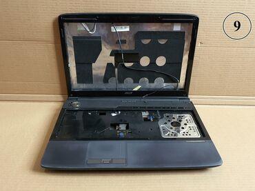 Acer Aspire 6930 korpusu➤ Bütöv korpusdur➤ siniq yerləri yoxdur➤ şurup