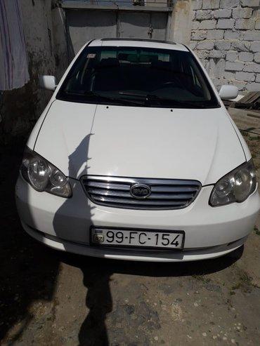 BYD Azərbaycanda: BYD F3 1.5 l. 2013 | 152000 km
