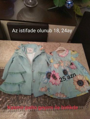 qış üçün uşaq paltoları - Azərbaycan: Kaşmir palto