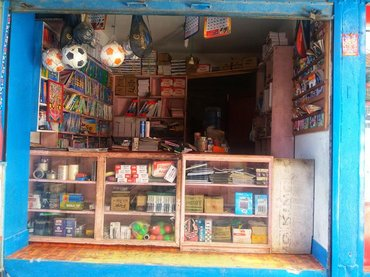 Perfectly running stationery shop on sale now. The best part is the in Kathmandu