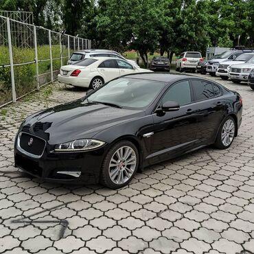 Jaguar в Кыргызстан: Jaguar XF 2 л. 2014   47000 км