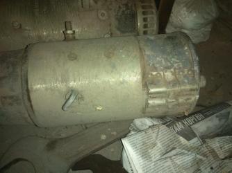 двигатель 12 в Кыргызстан: Стартер 1шт генератор 1шт для двигателя Д-12 от тепловоза и