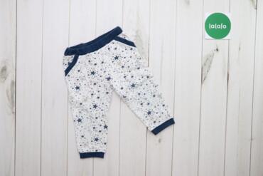 Дитячі штани з зірочками, зріст 92 см    Довжина: 41 см Довжина кроку