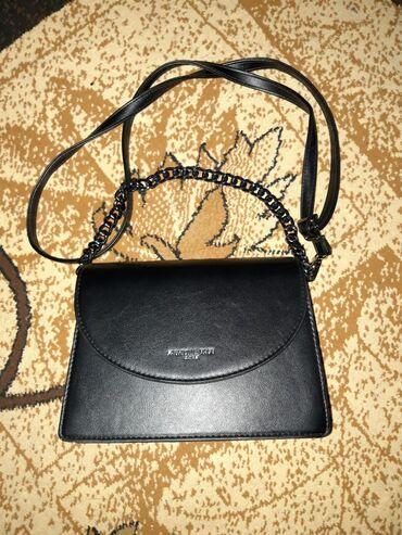 Продам чёрную сумку. Базовый модель. Подойдёт под любой образВнтури 2