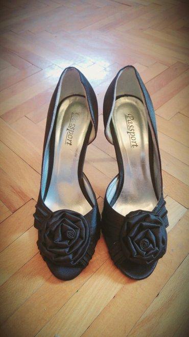 Prodajem sandalice od satena, jako elegantne. Broj 36. - Cuprija