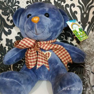 Мягкий медведь, отличного качества в Бишкек