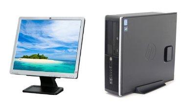 Bakı şəhərində i3 HP Komputer.   HP Compaq 6200 Pro.  Prosessor Intel Core i3.