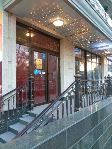 Алюминиевые двери. витражи в Бишкек