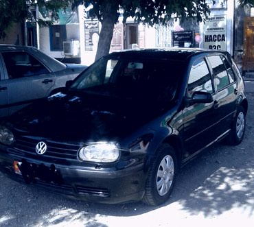 Volkswagen Golf V 2002 в Бишкек