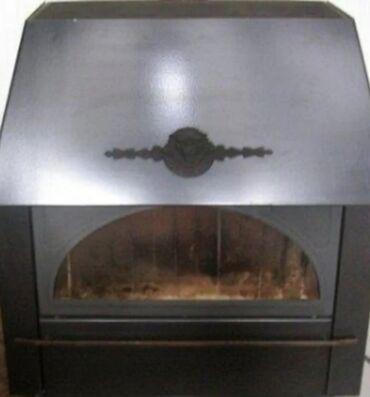 Kamin korišćen dve godine super greje. Moze da zagreje do 100