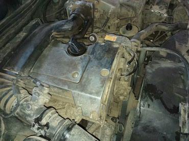 Запчасти на мерседес бенц 202кузов 2.2куб мотор,кпп все сборе в Бактуу долоноту
