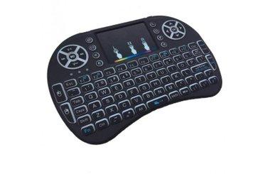 Bakı şəhərində MULTIFUNCTION - Mini Şunursuz QWERTY klaviatura, Touchpad combo, Son