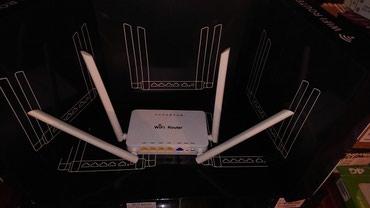 ZBT WE1626 — недорогой WiFi-роутер с широким в Бишкек