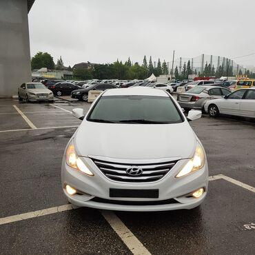 Hyundai - Кыргызстан: Hyundai Sonata 2 л. 2014