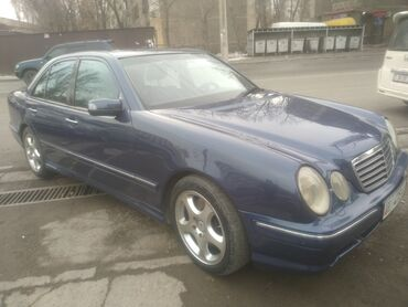 mercedes t1 в Кыргызстан: Mercedes-Benz A 210 4.3 л. 2000