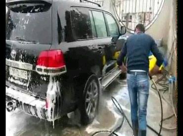 Bakı şəhərində Avtoyuyucuya beyler teleb olunur emek haqqi 450 azn is qrafiki