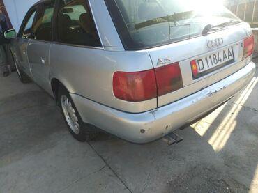 Транспорт - Баткен: Audi A6 2.6 л. 1994