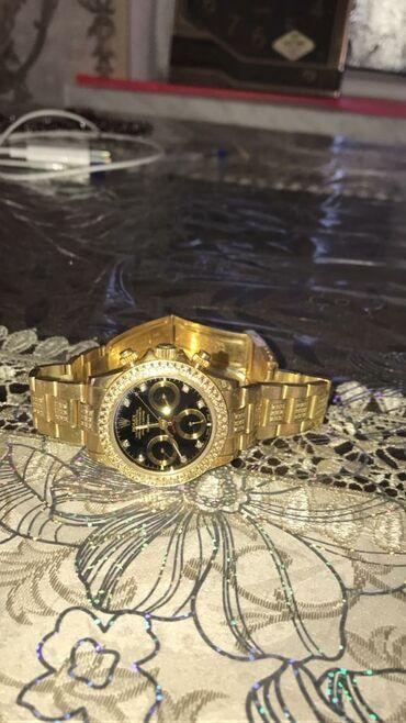 brilyant - Azərbaycan: Rolex 18k157qr çəki3 karat brilyant.Çox az istifadə olunub təzədən