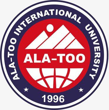 """Что такое """"Ала-Тоо""""?  """"Ала-Тоо""""- это 4 факультета, охватывающие все са"""