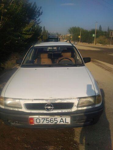 Транспорт в Баткен: Opel Astra GTC 1.4 л. 1997   286300 км