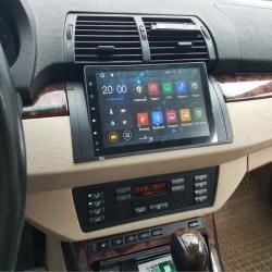 Штатная магнитола для BMW E39/E53 АндроидПредставляем вашему вниманию