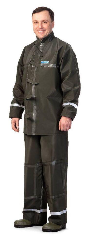 мужские куртки зимние бишкек в Кыргызстан: Костюм влагозащитный Miner WPL (куртка и брюки)Костюм мужской для