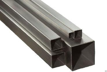 Труба профильная стальная квадратная Стальная труба прямоугольная поль