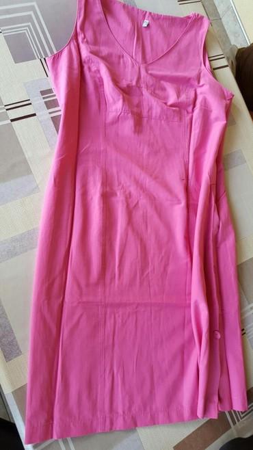 Roze haljina vel.42 - Pozarevac