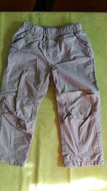 Pantalone za bebe vel.23meseca polovne i ocuvane,postavljene i jako - Petrovac na Mlavi