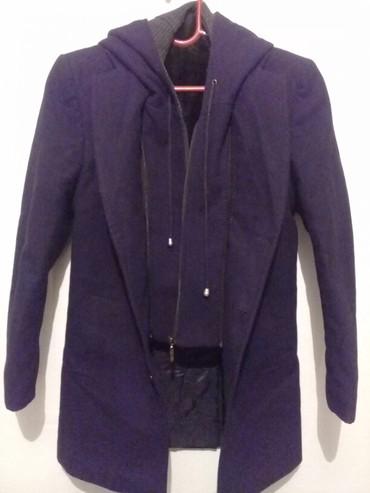 Мужские пальто в Кыргызстан: Мужской пальто зимний отличное состояние раз 44