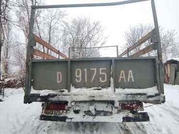 Мерседес гигант 814 в бишкеке - Кыргызстан: Гигант 814 состояние хорошо