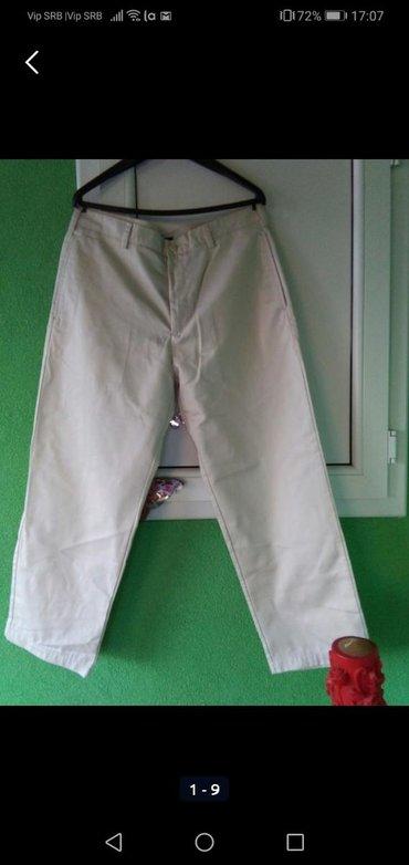 Muške Pantalone   Sombor: Pantalone muške nisu nošene