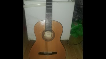 real gitara - Azərbaycan: Klassik gitara satilir hec bir problemi yoxdur. Ela veziyyetdedir Real